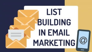 5 Simple Steps to Grow your Email List from Scratch