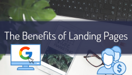 benefits of landing page