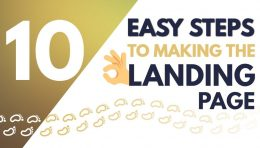 10 steps perfect landing page