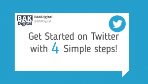 Get Started on Twitter in 4 Simple Steps