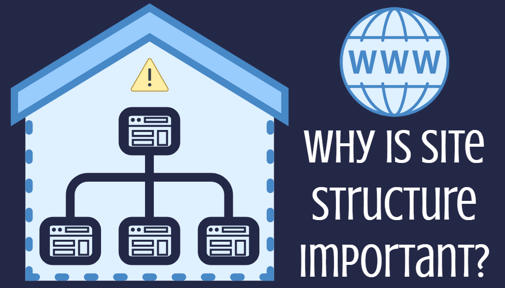 Site Structure Simplified – Why is it Important?