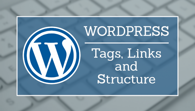 tags and internal linking