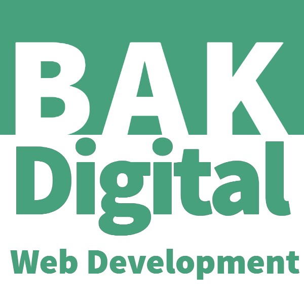 BAK Digital - Web Development