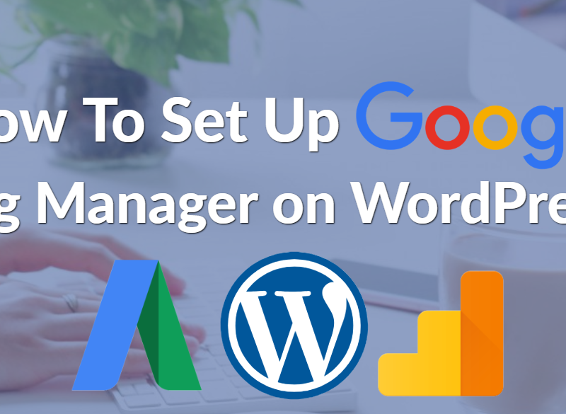 Set Up Google Tag Manager with icons