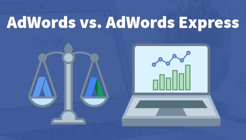 AdWords vs. AdWords Express Scale