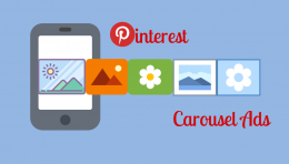 Carousel Ads on Pinterest