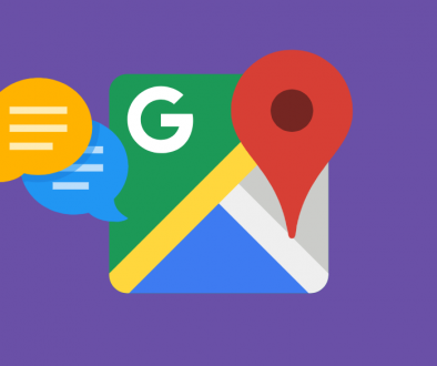 google maps messaging featured image
