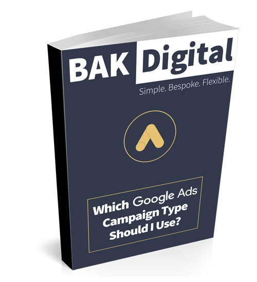 Google Ads Campaign Type Cover2