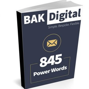 845 Power Words