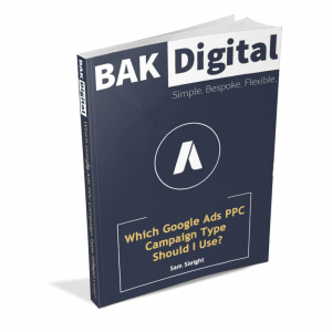 Which Google Ads PPC Campaign Type Should I Use?