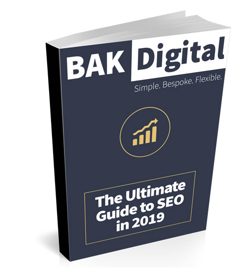 Ultimate Guide SEO 2019 eBook