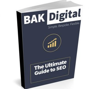 The Ultimate Guide to SEO